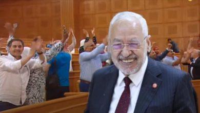Photo of الغنوشي بعد تجديد الثقة به: تونس والثورة والشرعية تنتصر