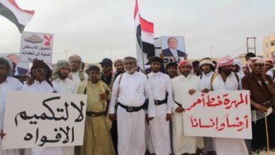 Photo of مركز دراسات: النموذج القبلي في المهرة ساهم في تقييد النفوذ السعودي شرقي اليمن