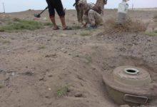 Photo of مقتل مدنيين اثنين بانفجار لغمين زرعهما الحوثيون غربي اليمن