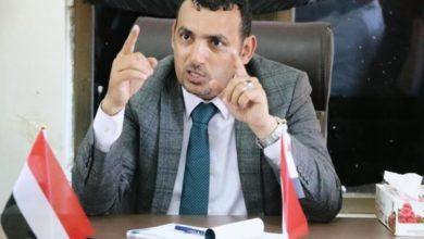 Photo of محافظ سقطرى: مليشيا الانتقالي تعمل على تجريف مؤسسات الدولة بالمحافظة