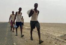 Photo of الدولية للهجرة: المهاجرون الأفارقة يواجهون استغلالاً فضيعاً من المهرِّبين في اليمن
