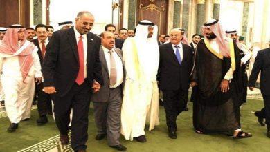 Photo of استمرار المفاوضات بين الشرعية والانتقالي الجنوبي حول تشكيل حكومة جديدة