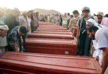 Photo of أسر شهداء معسكر العبر: قصف المعسكر كان اللحظة الفارقة في استلاب الدولة اليمنية