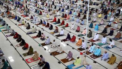 Photo of بسبب كورونا.. 4 دول عربية تسمح بصلاة العيد بالمساجد والساحات و7 تمنع