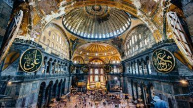 Photo of بحضور أردوغان.. مسجد آيا صوفيا يفتح أبوابه للصلاة بعد 86 عاما
