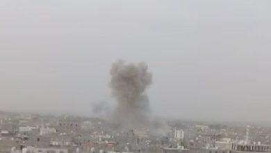 "Photo of قتلى وجرحى مدنيون بقصف صاروخي للحوثيين استهدف مدينة ""مأرب"""