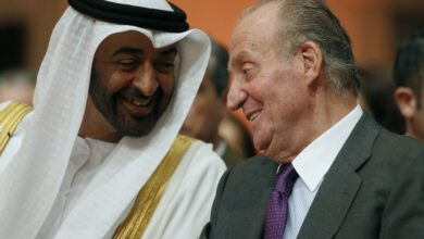 Photo of وسط فضيحة مالية تتعلق بالسعودية.. ملك إسبانيا السابق يصل إلى أبوظبي