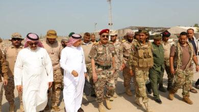Photo of لجنة سعودية في عدن لبحث تنفيذ الجانب العسكري من اتفاق الرياض