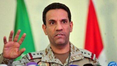 "Photo of التحالف يقول إنه افشل هجمات صاروخية للحوثيين على ""خميس مشيط"" جنوبي السعودية"