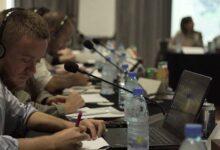 Photo of انطلاق مؤتمر التبادل المعرفي الذي ينظمه مركز صنعاء للدراسات