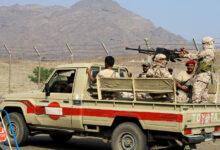 Photo of تجدد الاشتباكات بين القوات الحكومية ومليشيا الانتقالي في محافظة أبين