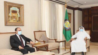 Photo of مجلس التعاون الخليجي يؤكد موقفه الثابت تجاه الحل السياسي في اليمن