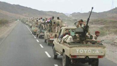 """Photo of الجيش اليمني يندد ب""""صمت لجان المراقبة السعودية"""" في أبين أمام خروقات حلفاء الإمارات"""