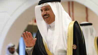 Photo of وزير خارجية البحرين يصل واشنطن للتوقيع على اتفاق التطبيع مع إسرائيل