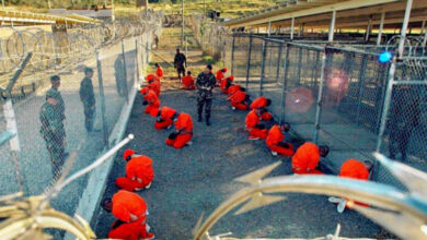 "Photo of ""مركز أمريكي"" يدين ممارسات الإمارات بحق معتقلين يمنيين سابقين في جوانتنامو"