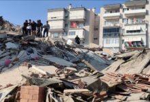 Photo of تركيا.. عشرات القتلى ومئات المصابين في زلزالين ضربا مناطق غربي البلاد