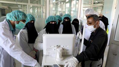 """Photo of الصحة اليمنية تسجل إصابة واحدة بفيروس """"كورونا"""" في لحج جنوبي البلاد"""