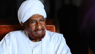 Photo of وفاة زعيم حزب الأمة السوداني الصادق المهدي متأثرا بإصابته بكورونا