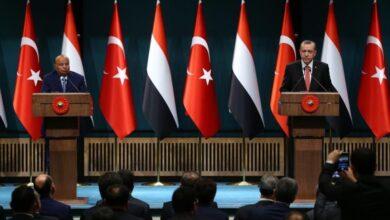 "Photo of هل تحدّث ""أردوغان"" عن تدخل تركي بالحرب اليمنية؟.. وكالة تركية تجيب"