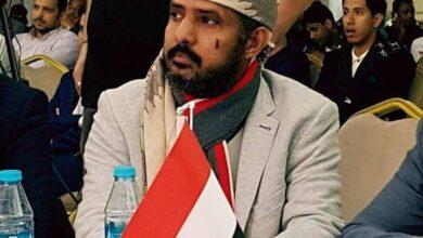 Photo of عضو الشورى اليمني: تقديم المباركة للإمارات بمناسبة عيدها الوطني خيانة لدماء الجيش الوطني