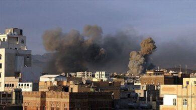 Photo of التحالف يجدد قصف مطار صنعاء الدولي