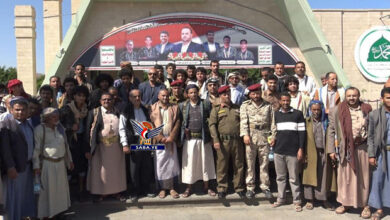 "Photo of الحوثيون يقولون إن قائد لواء تابع للشرعية عاد إلى صنعاء بـ""كامل لوائه"""