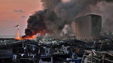 Photo of تقارير: رجال أعمال سوريون يحتمل أنهم على صلة بكيماويات انفجار بيروت
