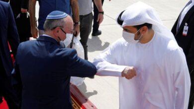 Photo of إسرائيل تعلن افتتاح سفارتها لدى الإمارات مع وصول القائم بأعمالها إلى أبوظبي