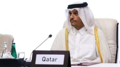 Photo of وزير خارجية قطر يحث دول الخليج على إجراء محادثات مع إيران