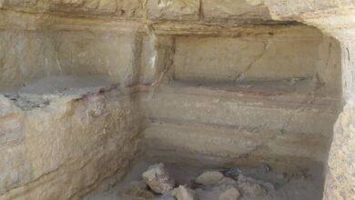 Photo of اكتشاف مقبرة أثرية في حضرموت عمرها يصل إلى 2500 سنة