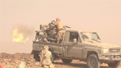 Photo of الجيش اليمني يعلن مقتل وإصابة عشرات الحوثيين شمالي البيضاء