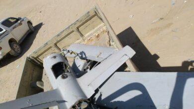Photo of الجيش اليمني يعلن إسقاط طائرة حوثية مسيّرة شمال البلاد