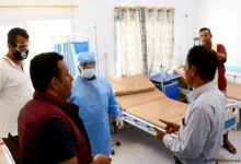 "Photo of الصحة اليمنية تسجل عشر حالات اشتباه بالإصابة بفيروس ""كورونا"""