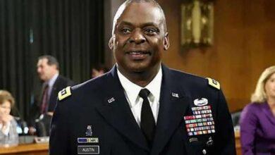"""Photo of مجلس الشيوخ الأميركي يصادق على تعيين """"أوستن"""" كأول وزير دفاع من أصل إفريقي"""