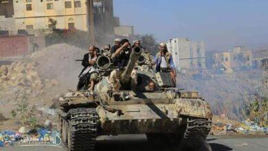 Photo of تعز.. الجيش الوطني يعلن مقتل 70 حوثياً في جبهة مقبنة