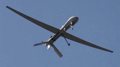 Photo of الجيش الوطني يسقط طائرة مسيرة للحوثيين غربي تعز
