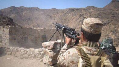 Photo of الجيش الوطني يعلن السيطرة على مناطق جديدة غربي تعز