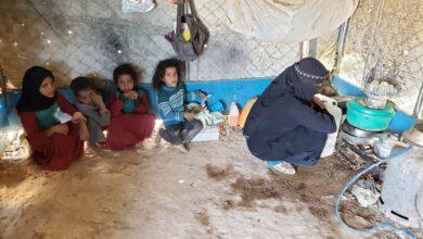 Photo of الأمم المتحدة: 73% من نازحي اليمن نساء وأطفال
