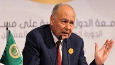 Photo of وزراء الخارجية العرب يوافقون بالإجماع على التجديد لأبو الغيط