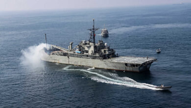 Photo of إيران تعترف بتعرض إحدى سفنها لهجوم قبالة سواحل اليمن