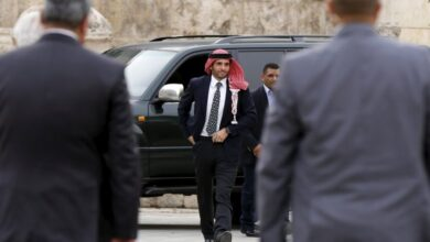 Photo of الأردن.. ولي العهد السابق يتحدى الجيش في تسجيل صوتي