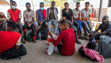 Photo of الهجرة الدولية: وفاة 34 مهاجراً بعد انقلاب زورق كان يقلهم من اليمن