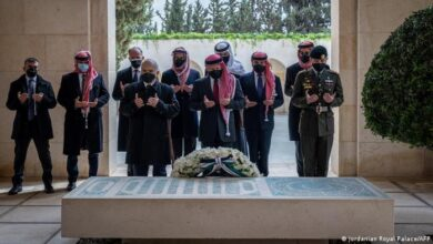 Photo of أول ظهور مشترك لملك الأردن وولي العهد السابق الأمير حمزة منذ الأزمة