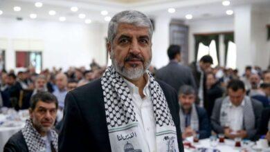 """Photo of """"حماس"""" تنتخب خالد مشعل رئيساً للحركة في الخارج"""