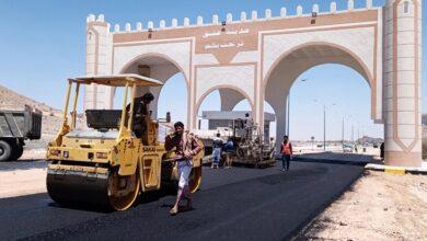 Photo of من وسط الألغام ومخلفات الحرب.. شبوة اليمنية تشهد تنمية سريعة
